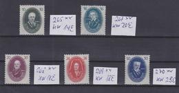 Schönes Lot DDR  ** Aus Akademie D. Wissenschaften 1950 - Nuovi