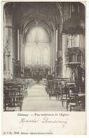 CHIMAY - Vue Intérieure De L'Eglise - D.V.D. 7843 - Chimay