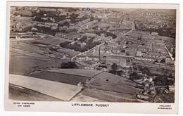 Littlemoor , Pudsey , Overland Air Views - Leeds