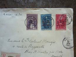 1932 Lettre   Cachet Cointe   PERFECT - Storia Postale