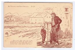 HUMOUR - René BILLAUD - AU VILLAGE N° 29 - Humour