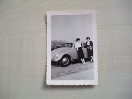 Photo Ancienne AUTOMOBILE   VOLKSWAGEN - Coches