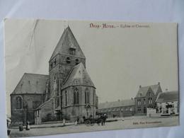 DEUX-ACREN- Eglise Et Couvent. 1906. - Lessines