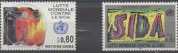 Lutte Mondiale Contre Le Sida 1990   XXX - Nuevos