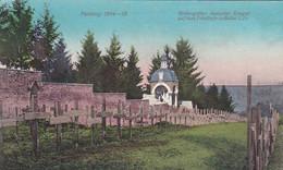 AK Rethel - Heldengräber Dt Krieger A D Friedhofe - Feldpost Etappen Lazarett B Kriegs Laz. Abtl. 1/VI AK - 1916 (57290) - Rethel