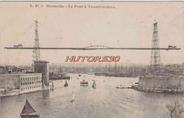 CPA MARSEILLE - LE PONT TRANBORDEUR - Old Port, Saint Victor, Le Panier