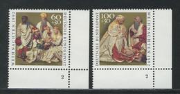 1639-1640 Weihnachten 1992, FN2 Satz ** - Non Classés