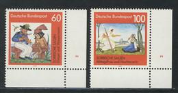 1576-1577 Sorbische Sagen 1991, FN2 Satz ** - Non Classés