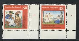 1576-1577 Sorbische Sagen 1991, FN4 Satz ** - Non Classés
