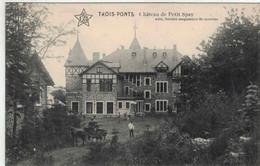 Trois Ponts - Château De Petit Spay - Attelage - RARE - Trois-Ponts
