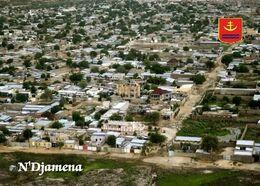 Chad N'Djamena Aerial View New Postcard Tschad AK - Tschad