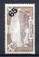 Col22  Martinique N° 90 Neuf XX MNH  Cote 3,15 Euro - Neufs