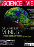 SCIENCE & VIE 1239 DE LA VIE SUR VENUS - Astronomie