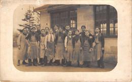 79-NIORT-CARTE-PHOTO-GANTIERS DE LA MAISON BAIYET 1916 - Niort