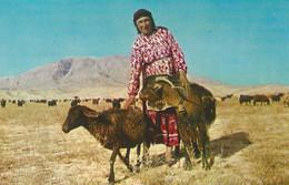 Carte Postal IRAN A KORDISH WOMAN - Iran