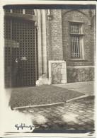 Turnhout, Bezetting België, Vlaanderen, Oorlog 1914-1918 Gevangenispoort + Bewaker  - Foto 12 X 9 Cm - War 1914-18