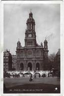 """75 - Paris 09 - Eglise De La Trinité - Marque """"ÉTOILE"""" - Emaillographie N° 36 - Arrondissement: 09"""