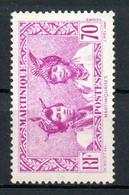 Col22  Martinique N° 179 Neuf X MH  Cote 1,30 Euro - Neufs