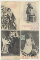 Lot De 31 Cartes Fantaisie BERGERET - - 5 - 99 Postkaarten