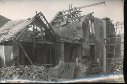 Photo --- 36 --- Chateauroux --- Guerre -- Rue Saint - Fiacre - Krieg, Militär