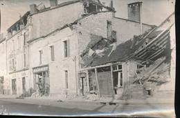 Photo - 36 - Chateauroux -- Guerre -- Rue Bourdillan - Guerra, Militari