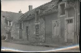 Photo - 36 - Chateauroux -- Guerre -- Rue Du Gaz - Krieg, Militär