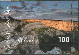 Zwitserland 2017 Mi Blok 67, Prachtig   Gestempeld - Blocks & Sheetlets & Panes