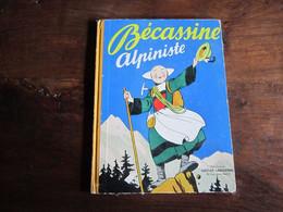 Bécassine T10 - Bécassine Alpiniste - Bécassine