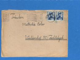 Saar 1948 Lettre De Saarbrücken (G3017) - Lettres & Documents