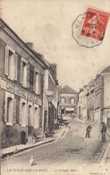 45 :  La Selle Sur Le Bied : Grande Rue (défaut Bord Bas) ///  Ref.  AOUT  21  /// N° 16.699 - Altri Comuni