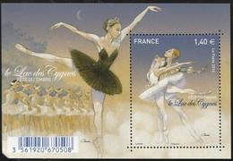 F 5084 Fete Du Timbre Danse NEUF ** - Mint/Hinged