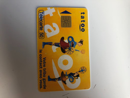 Télécarte Tatoo - Operatori Telecom