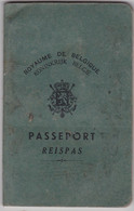 Ancien Passeport - Collections