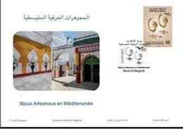 Euromed 2021 . Maroc - Morocco (1956-...)