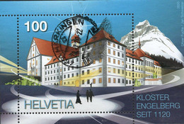 Zwitserland 2020 Mi Blok 74, Prachtig   Gestempeld. - Blocks & Sheetlets & Panes