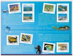 France 2010 Collector N° 70 Neuf Provence Alpes Cote D'Azur Faciale 12.80 Euros - Collectors
