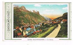 08- 2021 - ETA 25 - HAUTES ALPES - 05 - Carte Chocolat Louit - Alpes Dauphinoises - LA GRAVE - Andere Gemeenten