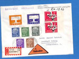 Saar 1957 Lettre De Mettlach (G3041) - Lettres & Documents