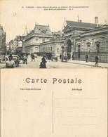 NB - [510582]B/TB//-France  - (75) Paris, Rue Saint-Martin Et Entrée Du Conservatoire Des Arts-et-Métiers, Arts, Métiers - Other