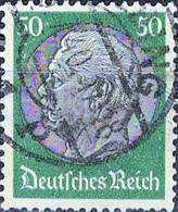 4646 Mi.Nr. 492 Deutsches Reich (1933) Paul Von Hindenburg Gestempelt - Gebraucht