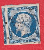 N°14 PIECE CHOISIE UN VOISIN - 1853-1860 Napoleon III