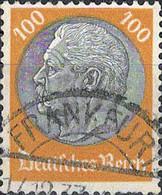 4654 Mi.Nr. 495 Deutsches Reich (1933) Paul Von Hindenburg Gestempelt - Gebraucht