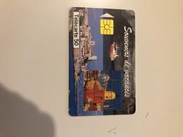 Télécartes Saint Tropez, Antibes Et Bonifacio - Paesaggi