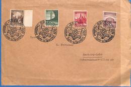 Allemagne Reich 1938 Lettre De Breslau (G2970) - Covers