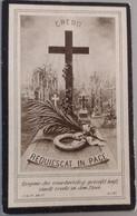 Clemence Van Duyse-lokeren 1846-1935 - Devotion Images