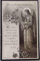 Marie Therese Van Doorslaer-zele  Lokeren 1881-1913 - Devotion Images