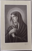 Julia  Dobbelaere-bassevelde 1873 -1960 - Devotion Images