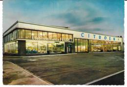 Mâcon - Carte Publicitaire Garage Citroën Ferret - Macon