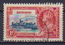 COLONIE INGLESI  BARBADOS 1935 GIUBILEO DI GIORGIO V  YVERT. 160 USATO VF - Barbades (...-1966)