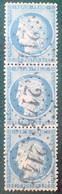 R1311/164 - CERES N°60A (BANDE DE 3t) GC 2145 : LYON - 1871-1875 Cérès